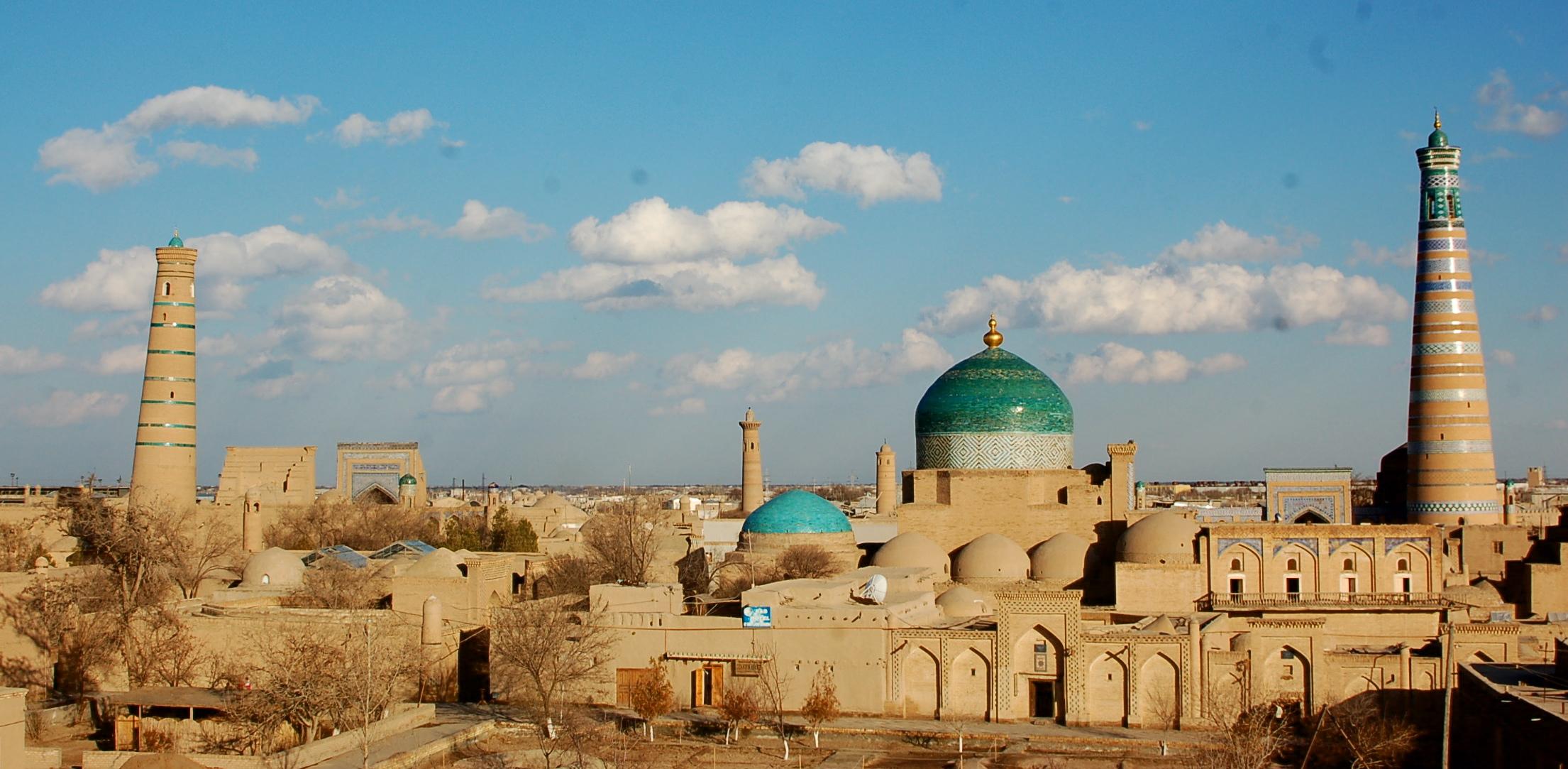 Garantierte Durchführung in Usbekistan 11 Tage | 10 Nächte