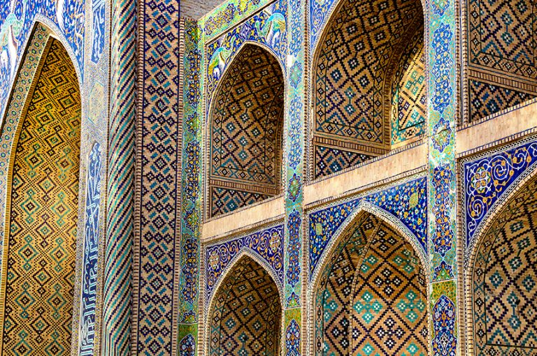 Usbekistan Registan